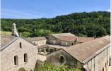 L'abbaye d'Aiguebelle située dans la Drôme © Divine Box