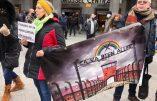 La manifestation bruxelloise contre la dictature sanitaire réprimée : 300 arrestations