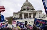 Mort étrange après les événements du Capitole à Washington