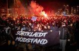 Les Danois manifestent encore contre la dictature sanitaire