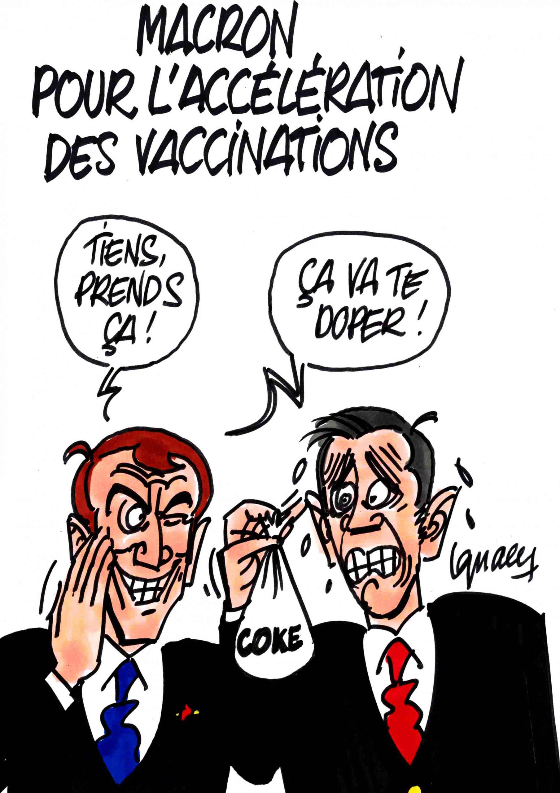 Ignace - Vers une accélération des vaccins