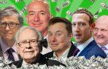 Le Covid-19 enrichit les milliardaires et appauvrit le reste du monde