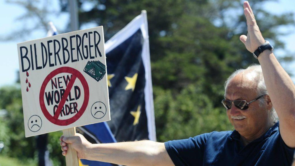 Trilatérale, Bilderberg et Macron unis contre les classes moyennes