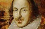 """Shakespeare, victime de la """"cancel culture"""""""
