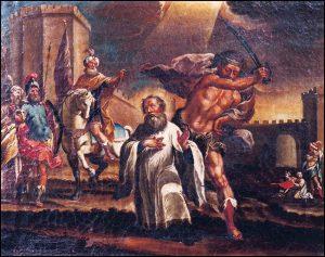 Jeudi 11 mars 2020 – De la férie – En Espagne : saint Euloge, Prêtre et Martyr († 859)